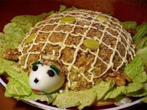 "Салат ""Черепаха"""