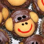 Топ - 10 рецептов к Новому 2016 году (оформление новогодних блюд в форме обезьянки) - 1