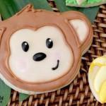 Топ - 10 рецептов к Новому 2016 году (оформление новогодних блюд в форме обезьянки) - 3
