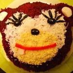 Топ - 10 рецептов к Новому 2016 году (оформление новогодних блюд в форме обезьянки) - 6