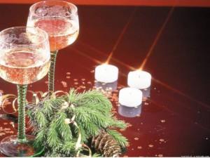 """Новогодний сценарий: """"Новый год в кругу друзей"""""""