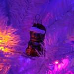 Фото необычных ёлочных украшений - 7