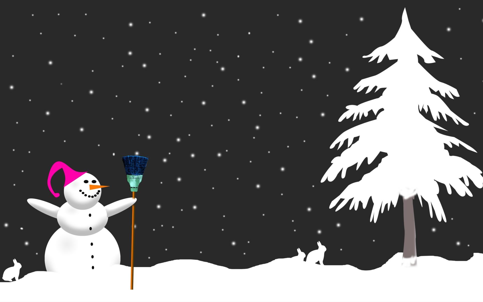 snowmanwallpers (11)