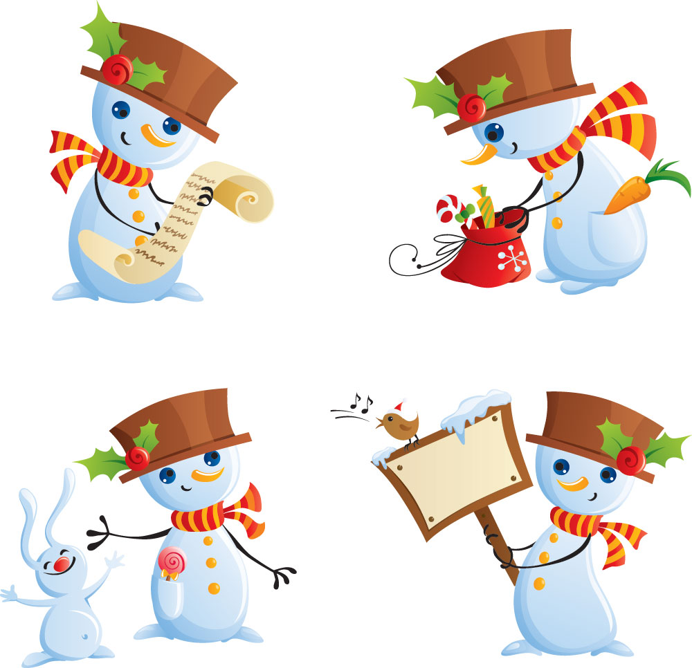 snowmanwallpers (8)
