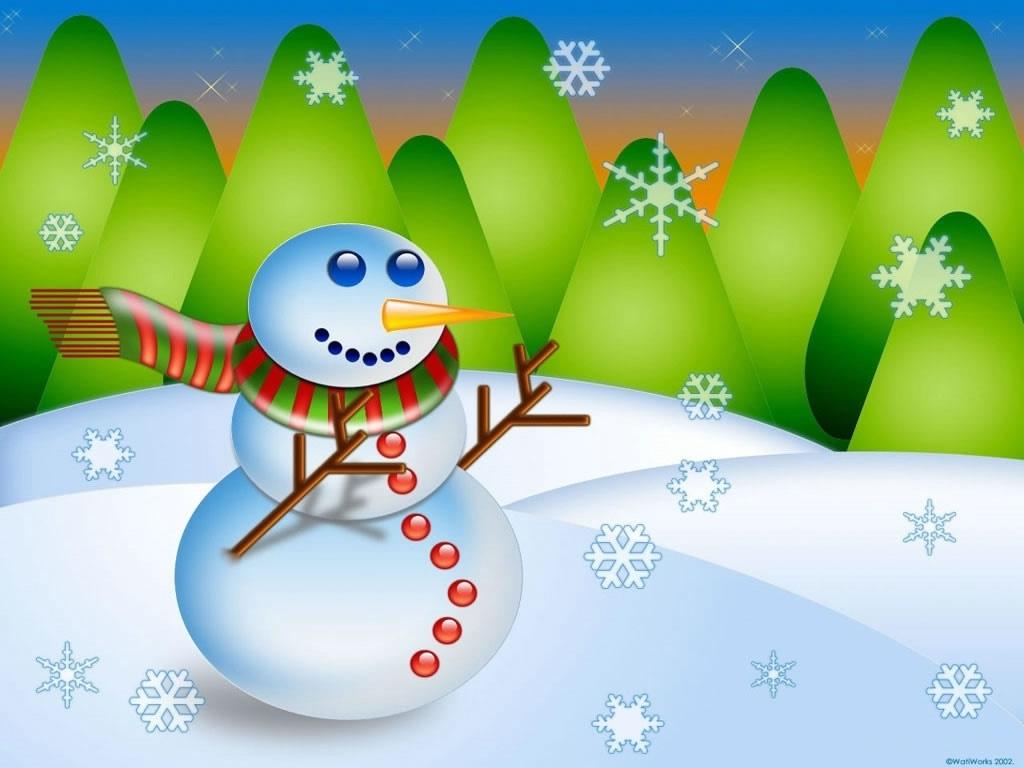 snowmanwallpers (9)