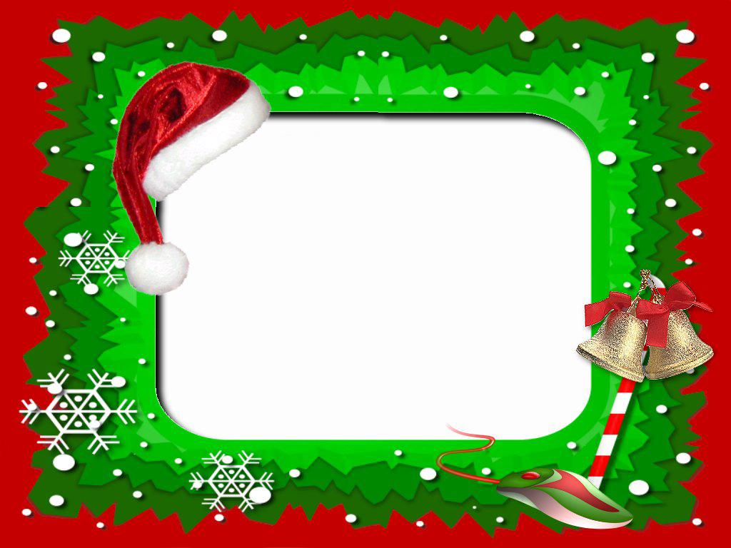 Новогодние рамки. Большая новогодняя рамка для фото, сделанная на ярко-красном фоне, создаст праздничное настроение и подарит Вам лучшее новогоднее оформление для рабочего стола Вашего ноутбука. Новогодняя рамка для фото может стать и небольшим сюрпризом для Ваших друзей, причём, благодаря фотошопу, можно сделать несколько разноцветных рамочек для разных людей. Простая новогодняя рамка легко меняется и не требует глубоких познаний в работе с программой.