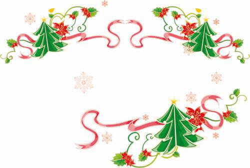 Новогодние рамки. Замечательная новогодняя рамка овальной формы для создания новогодних коллажей с детскими фотографиями. Новогодняя рамка выполнена в виде ленточек с цветочками и маленькими рисованными зелёными ёлочками. Если Вы хотите сделать подарок своей семье, новогодняя рамка поможет Вам сделать настоящий сюрприз.
