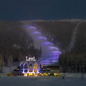 И, разумеется, горнолыжные курорты Финляндии