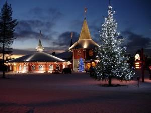 Новый год и Рождество в Финляндии