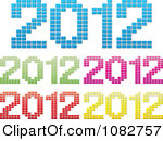 Картинка с надписью 2012 - №67