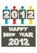 Новый год картинки 2012 - №1065