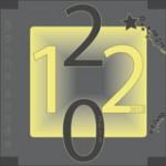 Картинка с надписью 2012 - №1430