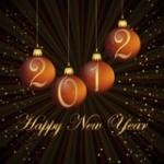 Новогодние картинки 2012 - №1641