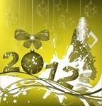 Новый год картинки 2012 - №1672