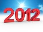 Новый год картинки 2012 - №1677