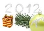 Новый год картинки 2012 - №1804