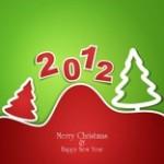 Новый год картинки 2012 - №1805