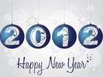 Новый год картинки 2012 - №1807