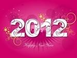Новый год картинки 2012 - №1810