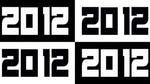 Новый год картинки 2012 - №1812