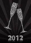 Новогодние картинки 2012 - №1929