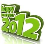 Новый год картинки 2012 - №1943