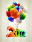 Новый год картинки 2012 - №1958