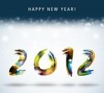 Новогодние картинки 2012 - №2066