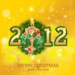 Новогодние картинки 2012 - №2071