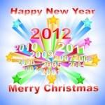 Новогодние картинки 2012 - №2075