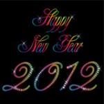 Новогодние картинки 2012 - №2080