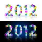 Новый год картинки 2012 - №2082
