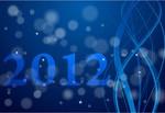 Новый год картинки 2012 - №2089