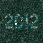 Новый год картинки 2012 - №2096