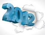 Новый год картинки 2012 - №2099