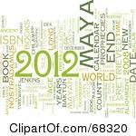 Новый год картинки 2012 - №2106
