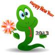 Символ 2013 года - Змея (15)