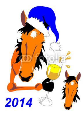 Новогодние картинки 2014 (1)