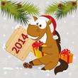 Новогодние картинки 2014 (3)