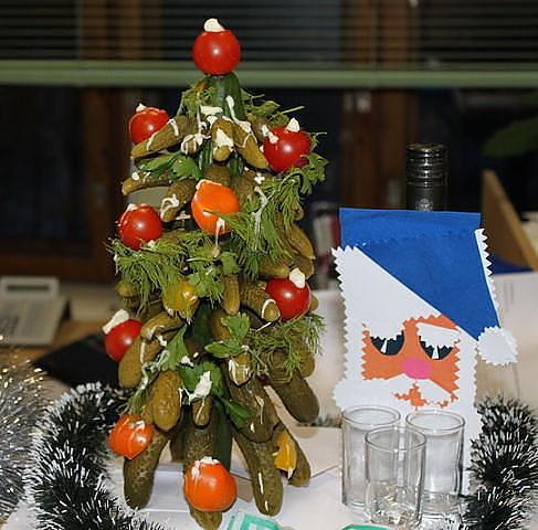 Блюда к новогоднему столу (3)