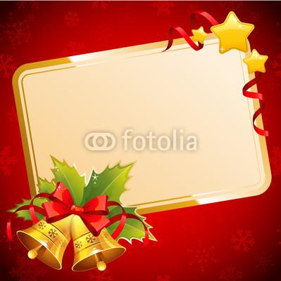 Красные новогодние баннеры (1)