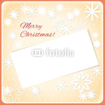 Подложка для новогодних открыток и флаеров (1)