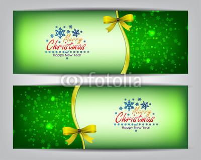 все оттенки зелёного для новогоднего баннера (3)
