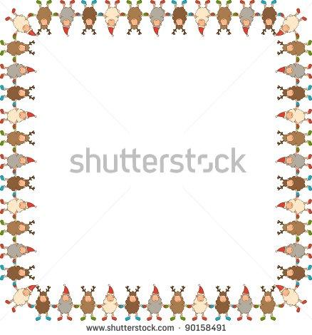 новогодние барашки (1)