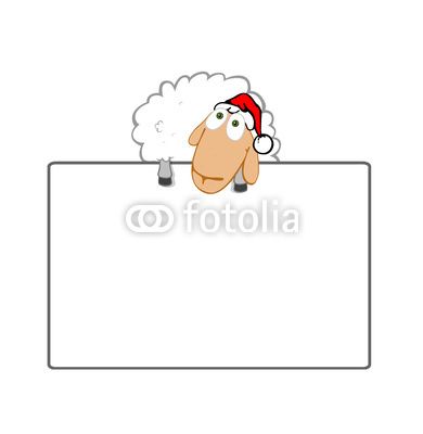 новогодние овечки (5)