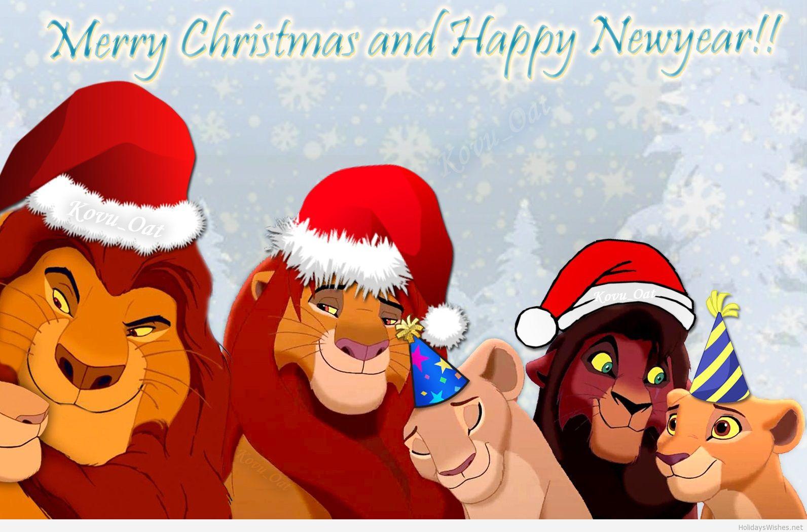 Cartoons new year (2)
