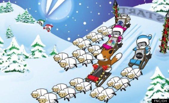 christmas sheep (4)