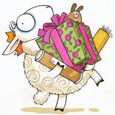 christmas sheep (8)