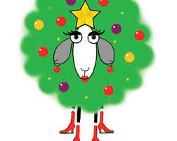 christmas sheep (9)