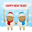 new year 2015 sheep  (13)